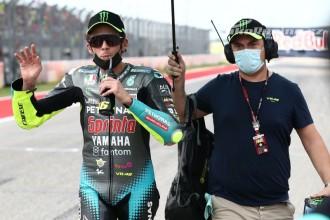 Rossi se s Amerikou rozloučil jedním bodem