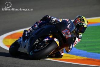 Startovní listina MotoGP pro rok 2015