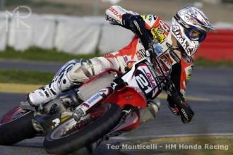Tým HM Honda Racing před sezónou 2008