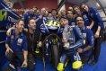 Rossiho loučení s továrním týmem