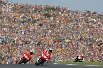 GP ve Valencii až do roku 2016