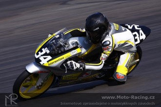Interwetten SRP Racing Team na Lausitzringu