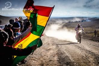 Rally Dakar 2016: volný den