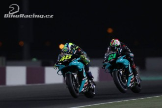 Rossi a Morbidelli věří ve zlepšení