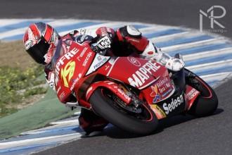 GP SPA (Jerez) 250cc - pátek