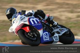 Neil Hodgson testuje ve Španělsku