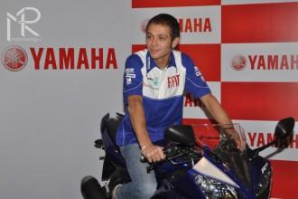 Rossi se setkal s indickým tiskem