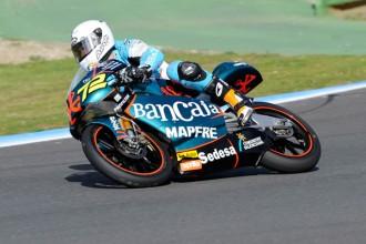 Testy Jerez - 125 ccm, 1. den
