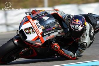 Aprilia odstartuje testy s motorkou 2015