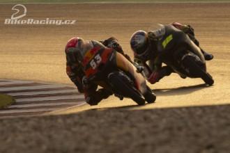 IRTA test Moto2, Moto3 Katar – sobota