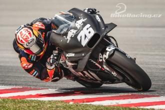 Pedrosa zatím o závodě v MotoGP nepřemýšlí