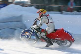 Saalfelden - kvalifikace Ice Speedway
