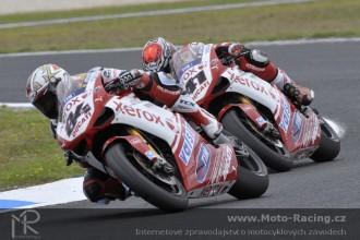 Vynikající start Ducati