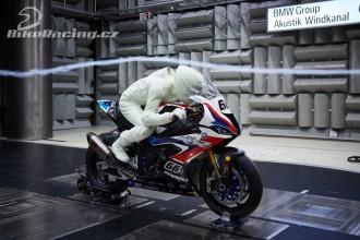 3D model Lavertyho v aerodynamickém tunelu