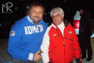Kometa Brno na Wrooom 2010
