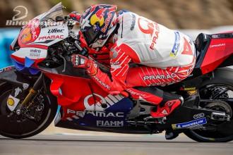 Miller: Nová Ducati lépe zatáčí