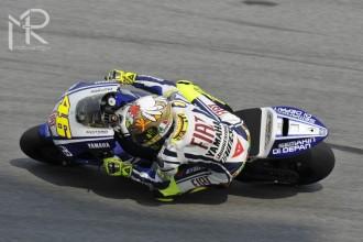 MotoGP test Sepang: pátek