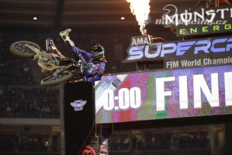 O supercrossovém titulu se rozhodne v Utahu
