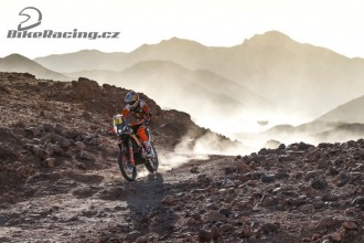 Rally Dakar 2020: 2. etapa