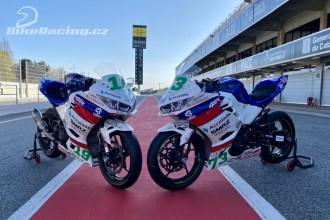 Smrz Racing testoval v Barceloně