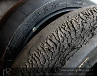 Úspěch na Phillip Islandu = výdrž pneumatik
