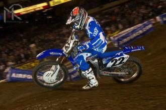 Yamaha řádí v supercrossu