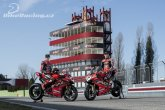Představení týmu Aruba.it Racing - Ducati