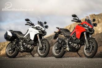 Motocyklem roku je sexy Ducatka