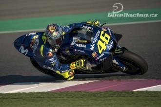 Rossi a Vinales v top 5