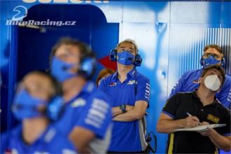Suzuki: Prioritou jsou závody