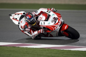 Jezdci Pramac Ducati o Sepangu