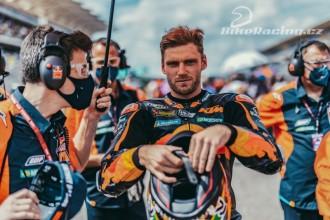 Binder má další MotoGP top ten