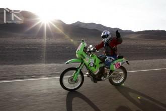 Czech Dakar Team po 5. etapě