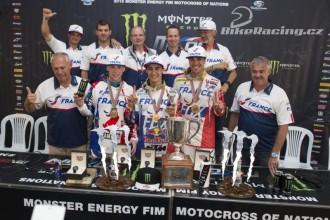 Motokros národů 2015 vyhrála Francie