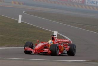 Rossi po prvním dni testu Formule 1