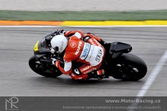 Test 125/Moto2 Valencie  úterý