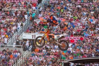AMA/FIM Supercross 2018 – Salt Lake City
