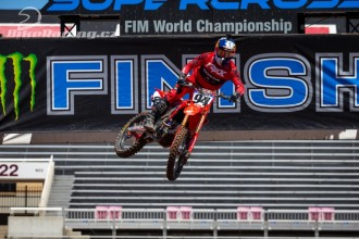 AMA/FIM Supercross 2020 – Salt Lake City 5