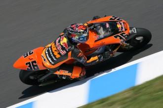GP Španělska 250  1. kvalifikace