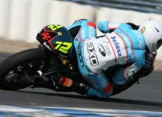 Testy Jerez  125 ccm, 2. den