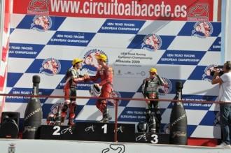 UEM ME Albacete  závod