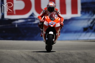 US GP  Warm Up MotoGP