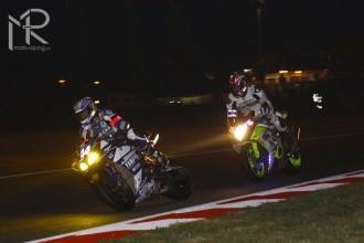 24 hodin Le Mans: čtvrtek (noční trénink)