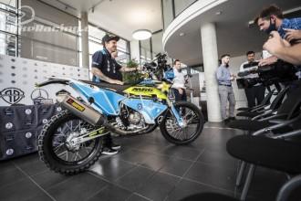 Libor Podmol potvrdil start na Dakaru
