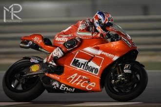 Testy MotoGP Qatar  úterý
