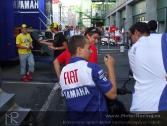 Brivio tvrdí, že Lorenzo k poslednímu testu nastoupí