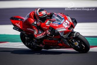 Ducati a Pirro zpět v akci
