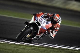 Ducati opět na čele
