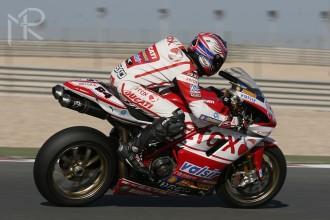 Jezdci Ducati Xerox  po superpole nespokojeni