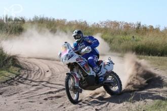 Rally Dakar 2010  2. etapa